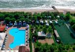 Camping avec Accès direct plage Italie - Pineto Beach-1