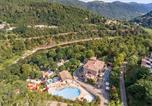 Camping avec Ambiance club Rhône-Alpes - Domaine des Plantas-2