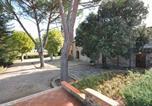 Location vacances Castelnuovo Berardenga - Holiday home Montebenichi Ii-3