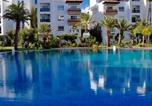 Location vacances Agadir - Luxury Flat Marina Agadir-3
