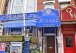 Hôtel Blackpool - The Albany hotel-1