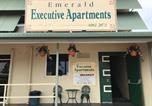 Hôtel Emerald - Emerald Executive Apartments-3