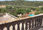 Location vacances Algaida - Casa Campo Castellitx-1