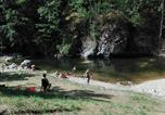 Camping Cascade de la Baume - Camping Les Rives de l'Ardèche-2