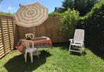 Location vacances Basse-Normandie - Joli Rez de jardin Houlgate-1