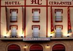 Hôtel Fuentes de León - Hotel Cervantes-1