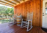 Location vacances Kerrville - God's Country Cabins - Hope-1