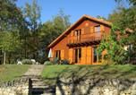 Location vacances Pinsac - Chalet Souillac Golf & Country Club Deluxe Iii-1