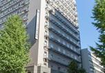 Hôtel Yokohama - Comfort Hotel Yokohama Kannai-1