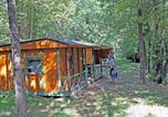Camping avec Piscine Escaro - Camping Le P'tit Bonheur-4
