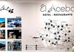 Hôtel Province de Huesca - Hotel El Acebo-2