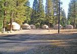 Villages vacances Mammoth Lakes - Yosemite Lakes Meadow Yurt 15-2