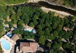 Camping avec Ambiance club Rhône-Alpes - Capfun - Domaine des Plantas-4