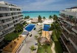 Hôtel Isla Mujeres - Ixchel Beach Hotel-1