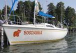 Location vacances Suwałki - Nocleg na jachcie - Sportina 680-4