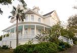 Location vacances Galveston - Sealy Hutchings Mansion Home-1