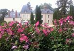 Hôtel Belleville-sur-Loire - Chateau de Moison, Domaine Eco Nature-4