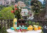 Location vacances Positano - Locazione turistica Positano Elegant Terrace-1