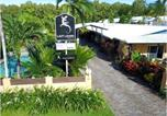 Hôtel Port Douglas - Lazy Lizard Motor Inn
