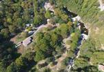 Camping Cascade de la Baume - Camping Les Rives de l'Ardèche-1