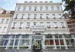 Hôtel Karloby Vary - Hotel Sirius-1