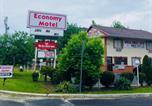 Hôtel Galloway - Economy Motel-1