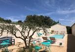 Location vacances  Gard - Les Mazets et Spa D'Uzes-4