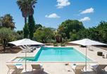 Location vacances Gibellina - Posillesi Villa Sleeps 6 Pool Air Con Wifi-1