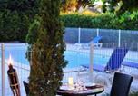 Hôtel Var - Club découverte Vacanciel Port Fréjus-4