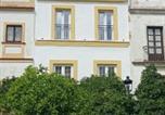 Hôtel Sanlúcar de Barrameda - Apartamentos El Alcazar de Jerez-1