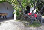 Location vacances Carnoux-en-Provence - Piscine vue sur le cap canaille-4