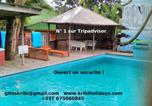 Hôtel Cameroun - Les Gites de Kribi-1