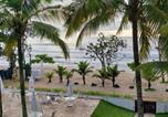Location vacances Ubatuba - Toninhas Residence - Pé na Areia-2
