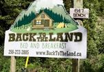 Location vacances Improvement District No. 9 - Back To The Land B&B-2