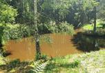 Location vacances Moussy - Cottage du lac de Chaumeçon avec étang privé-3