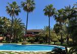 Location vacances l'Alfàs del Pi - Casa Jardín-4