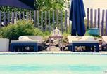 Hôtel Fleurance - Logis Hotel Le Domaine de Baulieu-4
