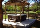 Camping avec Hébergements insolites Ardèche - La Source-3