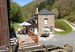Location vacances Vresse-sur-Semois - Cozy Chalet in Bohan with Forest Nearby-2