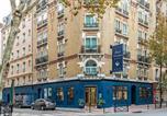 Hôtel Clichy - Hotel Residence Europe-4