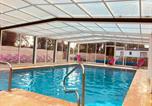 Camping avec Ambiance club Morbihan - Domaine du Roc-1