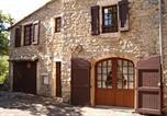 Location vacances Montjaux - Holiday home Place de l'eglise - 2-1