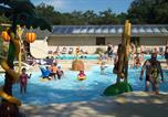 Camping  Acceptant les animaux Gironde - Camping Acacias Du Medoc-3