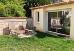 Location vacances Laxou - Studio maisonnette avec jardin-1