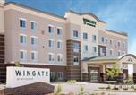 Hôtel Nashville - Wingate by Wyndham Nashville Airport-3