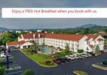 Hôtel Sevierville - Comfort Inn Apple Valley Sevierville-1