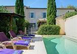 Location vacances Bédoin - Caromb Villa Sleeps 4 Pool Wifi-3
