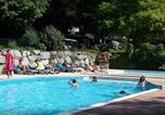 Camping avec Piscine Isère - Camping Clair Matin-2