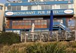 Hôtel Le Tilleul - Les Voiles Sur Le Front De Mer-4