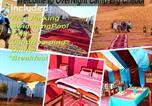 Camping  Acceptant les animaux Maroc - Overnight camp erg chebbi-1